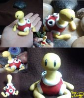Clay Shuckle by Sara121089