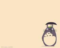 totoro by fatal-complexes