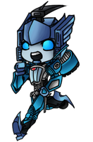Chibi Blurr by chimidolly