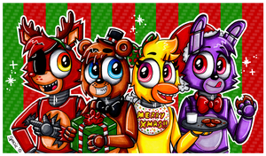 Christmas Time! by Spacecat-Studios