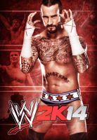 WWE 2K14 Cover by ToHeavenOrHell