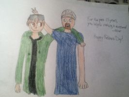 Happy Fathers Day! by KeepingPokemonEpic