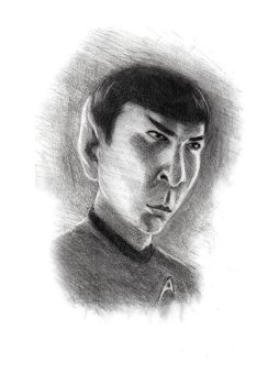 Spock! by fujimotion
