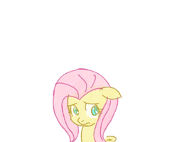 Fluttershy by Melaponis