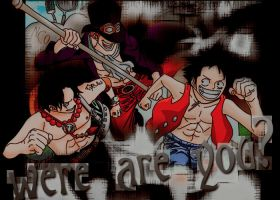 One Piece by NCO-11
