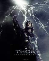 Thor: The Dark World by violentmonsters