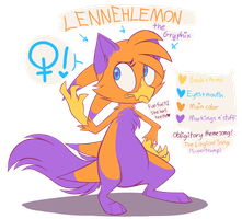 Lennehlemon Quick Ref by Cytric-Acid