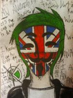 Art Trade - Anarchy in the UK by VoiceOfTheOutcasts