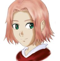 Sakura -first coloring- by dalf-rules