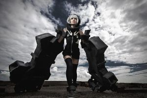Black Rock Shooter 6 by Sasuko555