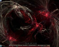 Pain of Life BG by environaut