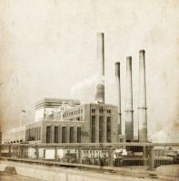 Factory by fotocali