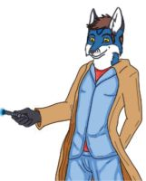 Mitzep the 10th Doctor by DragonFoxStar