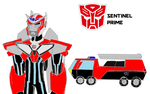 Transformers Omega Sentinel Prime by werewolf90x