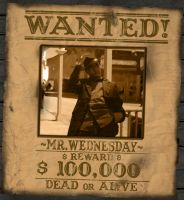 Wanted by chinochocobo