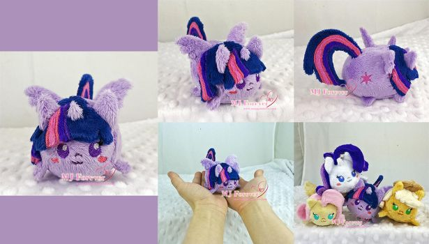 Tsum Twilight Sparkle by moggymawee