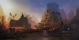 VikingVillage by Shin500