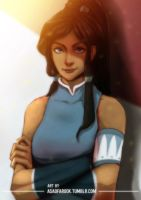 Avatar Korra remastered. by faruuk-sama