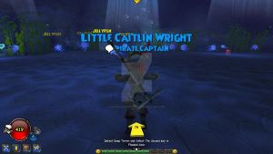 Underwater In Pirate101 :O by Angelicsweetheart