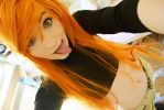 Kim Possible is in the place! by Ombre-Vorpaline