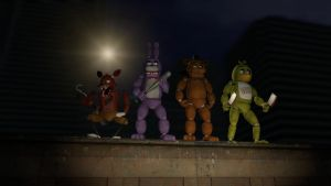 The Freddy Force by FezWearingDoctor