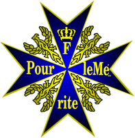 Pour le Merite ( Blue Max) by fORCEMATION