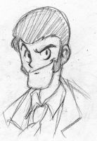 Lupin III by EnterPraiz
