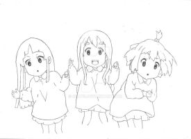 K-on Babies by ska112