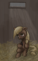 AJ with Flask by QuintessantRiver