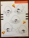 Speedy Gonzales Expressions by guibor