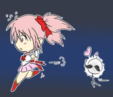Sailor Madoka by Style-Spiral