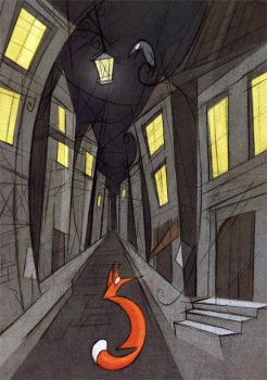 Nocturne by Skia