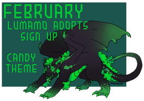 Lumamo Adopts (28 slots open) by RandomDraggon