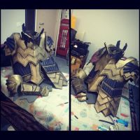 The king's Armor by AlexOakenshield