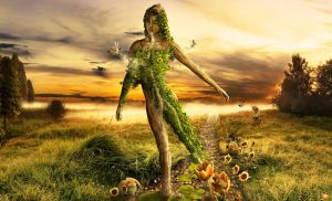 Mother Nature by FatherofGod