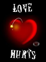 LOVE HURTS by DeadDog2007