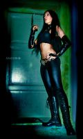 X-23 Laura Kinney cosplay 02 by Daelyth