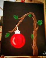 Charlie Brown's Christmas Tree by MDTCreations1564