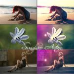 Photoshop Action: Sunglare by Jules1983