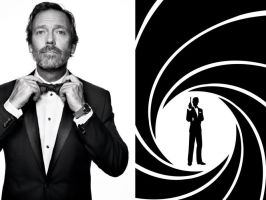 BBC 007 - M.I.6 - Miles Messervy/M: Hugh Laurie by AllStarDoomsday1992