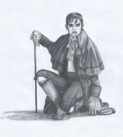 Dark Shadows - Barnabas Collins by michelleable