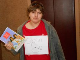 Anime-ZAP! 2013: Spain...is a Priest? by Missywoot1124