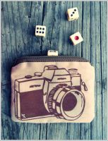 camera bag by SAVALISTE