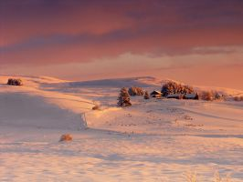Culmaily in winter by Dulaich