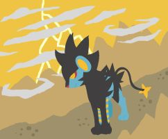 Luxray by SalamencePaint