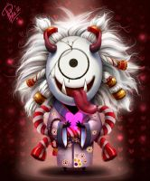 My Monsters : cute monster by Philiera