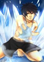Gray Fullbuster by AliceDollars