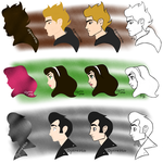 Profiles by GreaseZelda