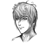 Quick Face Sketch [SpeedDrawing Video Included] by Dex91