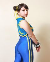 Street Fighter Alpha Chun Li - Gidget x Fiore by miss-gidget